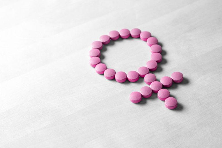 Hormontabletten