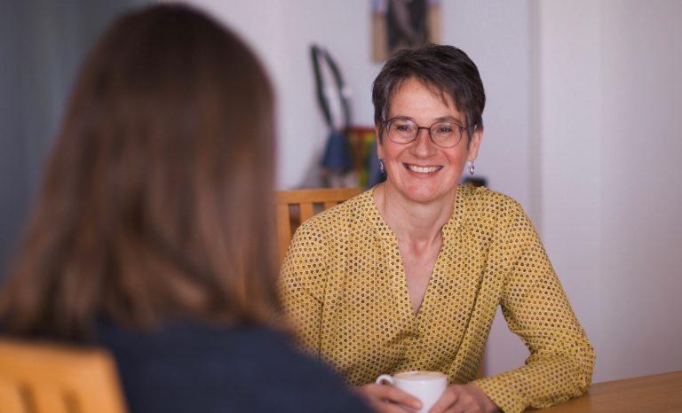 Frauen im Gespräch